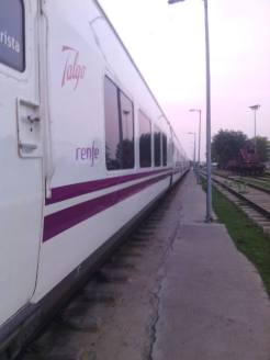 talgo trains india